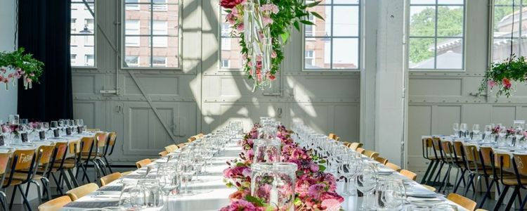 Modern private dining venues